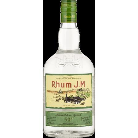 RUM J.M. - RUM BLANC AGRICOLE