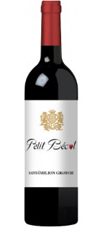 PETIT BECOT 2014 - SECOND WINE OF CHATEAU BEAU-SEJOUR BECOT
