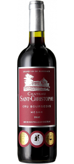 CHATEAU SAINT CHRISTOPHE 2016 - CRU BOURGEOIS