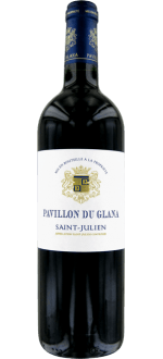 PAVILLON DU GLANA 2017 - SECOND WINE OF CHATEAU GLANA