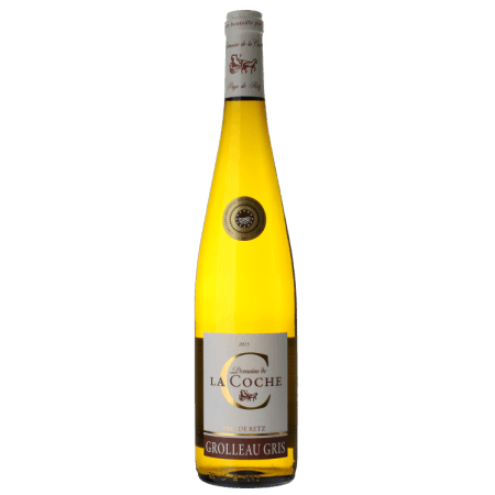 GROLLEAU GRIS 2019 - DOMAINE DE LA COCHE
