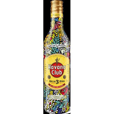 HAVANA CLUB BEBAR - RUM 3 ANS