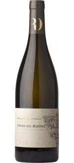 PRIVATE SALE - CÔTES DU RHÔNE BLANC 2018 - ROMAIN DUVERNAY