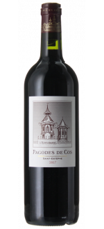 LES PAGODES DE COS 2017 - SECOND WINE OF CHATEAU COS D'ESTOURNEL