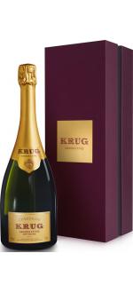 CHAMPAGNE KRUG - GRANDE CUVÉE 168 EME EDITION - LUXURY BOX