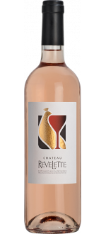 CHATEAU REVELETTE ROSE 2019