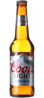 COORS LIGHT 33CL