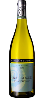 PRIVATE SALE - BURGUNDY CHARDONNAY 2015 - DOMAINE P.L. ET J.F. BERSAN