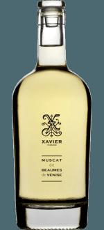 MUSCAT BEAUME DE VENISE 2019 - XAVIER VIGNON