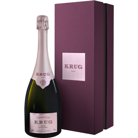 CHAMPAGNE KRUG - KRUG ROSE 24 EME EDITION - LUXURY BOX
