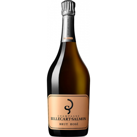 CHAMPAGNE BILLECART SALMON - BRUT ROSE - MAGNUM