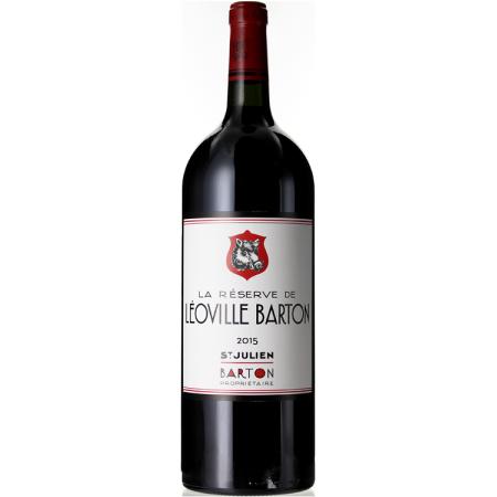 MAGNUM LA RESERVE DE LEOVILLE BARTON 2016 - SECOND WINE OF CHATEAU LEOVILLE BARTON