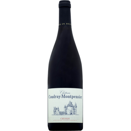 CHINON TRADITION 2018 - CHATEAU COUDRAY MONTPENSIER