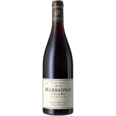 MARSANNAY - CLOS DU ROY 2018 - DOMAINE RENE BOUVIER