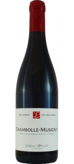 CHAMBOLLE MUSIGNY 2018 - STEPHANE BROCARD - CLOSERIE DES ALISIERS