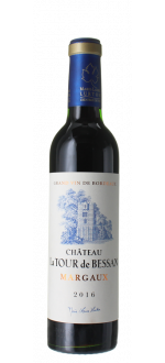 DEMI BOTTLE CHATEAU LA TOUR DE BESSAN 2016