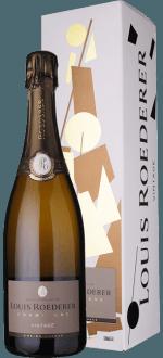 CHAMPAGNE LOUIS ROEDERER - BRUT VINTAGE 2013 - IN PRESENTATION CASE