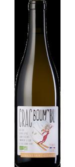 BLANC 2019 - CRAC BOUM BU - DOMAINE SAINT-GERMAIN