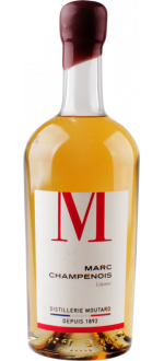 DISTILLERIE MOUTARD - LIQUOR DE MARC CHAMPENOIS