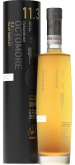 WHISKY OCTOMORE 11.3 - IN PRESENTATION CASE