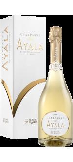 CHAMPAGNE AYALA - BLANC DE BLANCS 2014 - IN PRESENTATION CASE
