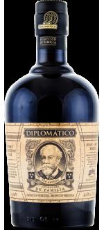 RUM DIPLOMATICO - DIPLOMATICO SELECCION DE FAMILIA - IN PRESENTATION CASE