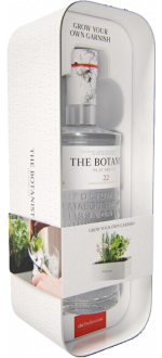 GIN THE BOTANIST - LIMITED EDITION GIFT SET JARDINIERE