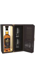 GIFT SET KNOCKANDO MASTER RESERVE 21 YEARS OLD + 2 GLASSES