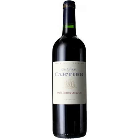 CHATEAU CARTIER 2016 - SECOND WINE OF CHATEAU FONROQUE