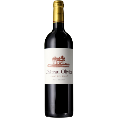 CHATEAU OLIVIER ROUGE 2016