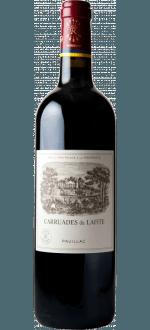 CARRUADES DE LAFITE 2015 - SECOND WINE OF CHATEAU LAFITE ROTHSCHILD
