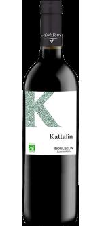 KATTALIN ROUGE 2018 - CAVE D'IROULEGUY