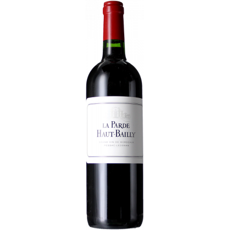 LA PARDE HAUT-BAILLY 2016 - SECOND WINE OF CHATEAU HAUT-BAILLY