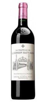 LA CHAPELLE DE LA MISSION HAUT BRION 2008 - SECOND WINE OF LA MISSION HAUT-BRION (France - Wine Bordeaux - Pessac-Léognan AOC -