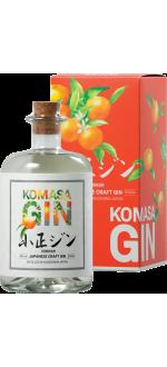 GIN KOMASA - KOMIKAN - IN PRESENTATION CASE