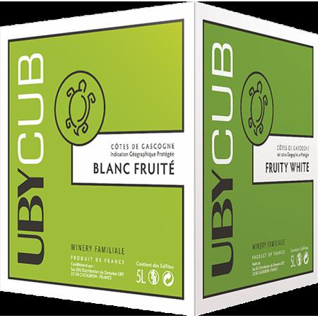 UBY CUB BLANC SEC 5L - DOMAINE UBY