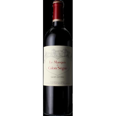 MARQUIS DE CALON 2015 - SECOND WINE OF CHATEAU CALON SEGUR