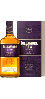 SPECIAL RESERVE 12 YEARS OLD - TULLAMORE DEW