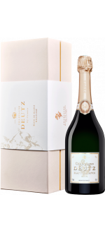 CHAMPAGNE DEUTZ - BLANC DE BLANCS VINTAGE 2015 - IN PRESENTATION CASE