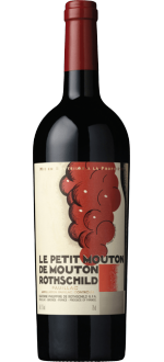 LE PETIT MOUTON 2014 - SECOND WINE OF CHATEAU MOUTON ROTHSCHILD
