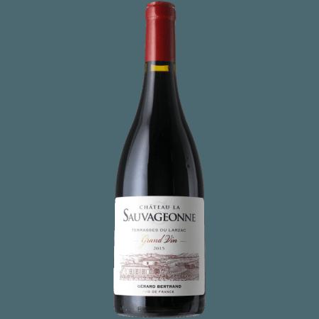 CHATEAU LA SAUVAGEONNE GRAND VIN 2018 - GERARD BERTRAND