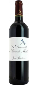 LA DEMOISELLE DE SOCIANDO MALLET 2014 - SECOND WINE OF CHATEAU SOCIANDO MALLET