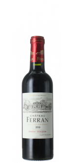 DEMI-BOTTLE CHATEAU FERRAN 2016