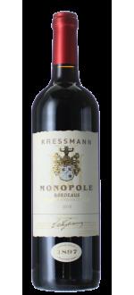 KRESSMANN MONOPOLE ROUGE 2018
