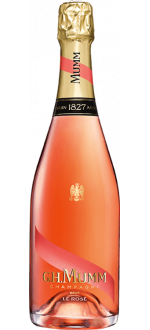 CHAMPAGNE MUMM ROSE SPECIAL BLACK FRIDAY