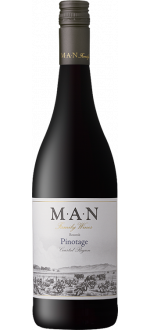 PINOTAGE - BOSSTOK 2019 - MAN FAMILY WINES