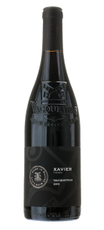 VACQUEYRAS 2019 - XAVIER VIGNON
