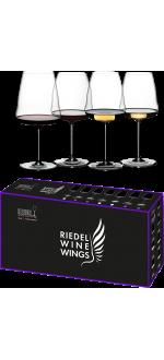 RIEDEL WINE WINGS TASTING SET - REF 5123/47 - RIEDEL
