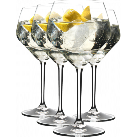 GIN SET TONIC LONG DRINK - 4 GLASSES - REF 5441/97 - RIEDEL