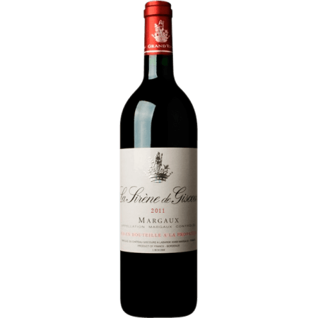 SIRENE DE GISCOURS 2016 - SECOND WINE OF CHATEAU GISCOURS